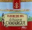 Sel de Camargue - Fleur de sel de Camargue